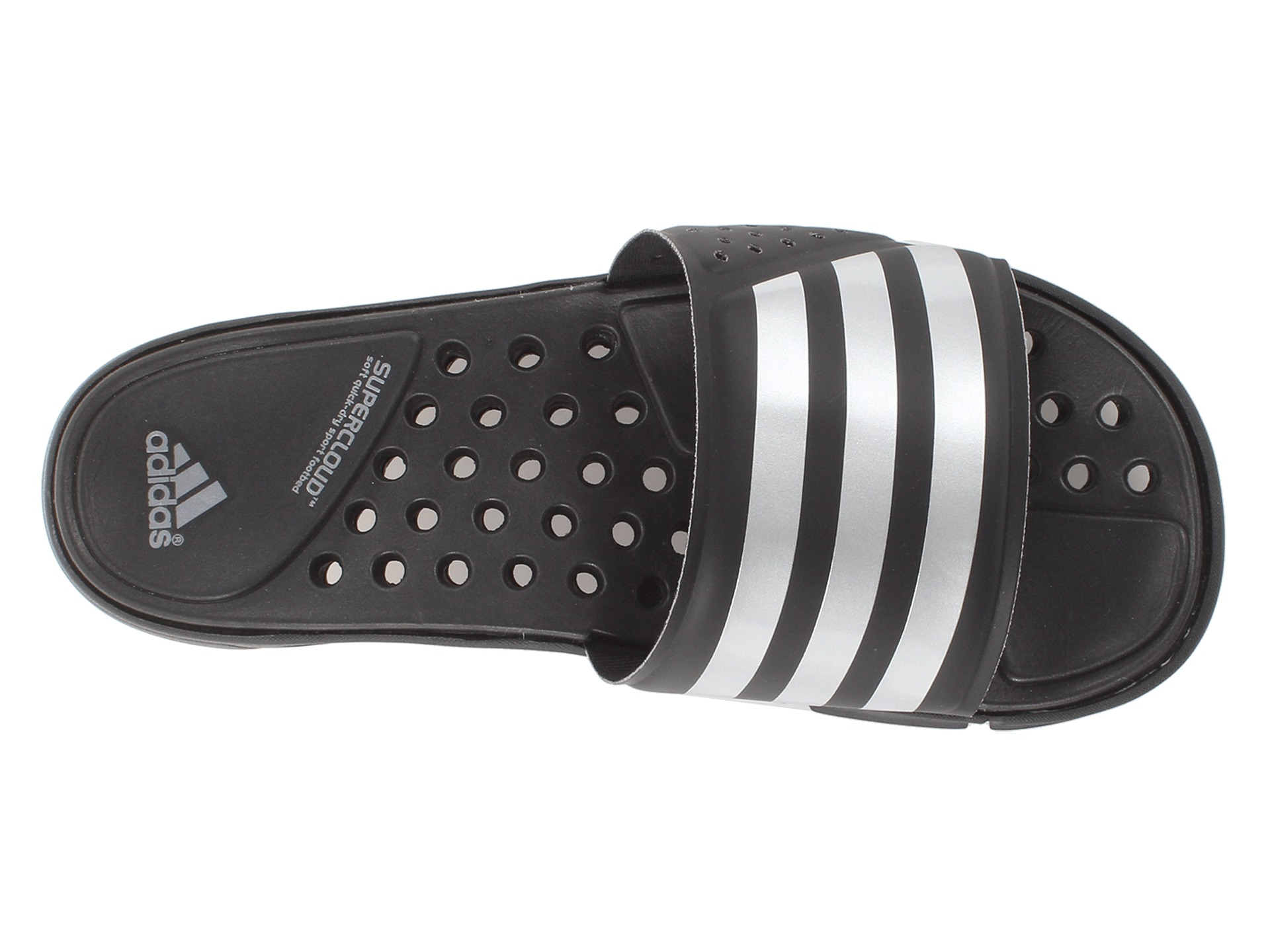 76b77c5eb0cc ... where can i buy lyst adidas climacool revo 3 slide in black for men  950a4 353c5