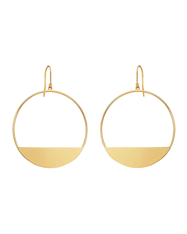 De La Forge Eclipse earring - Metallic 9h1AAumBX