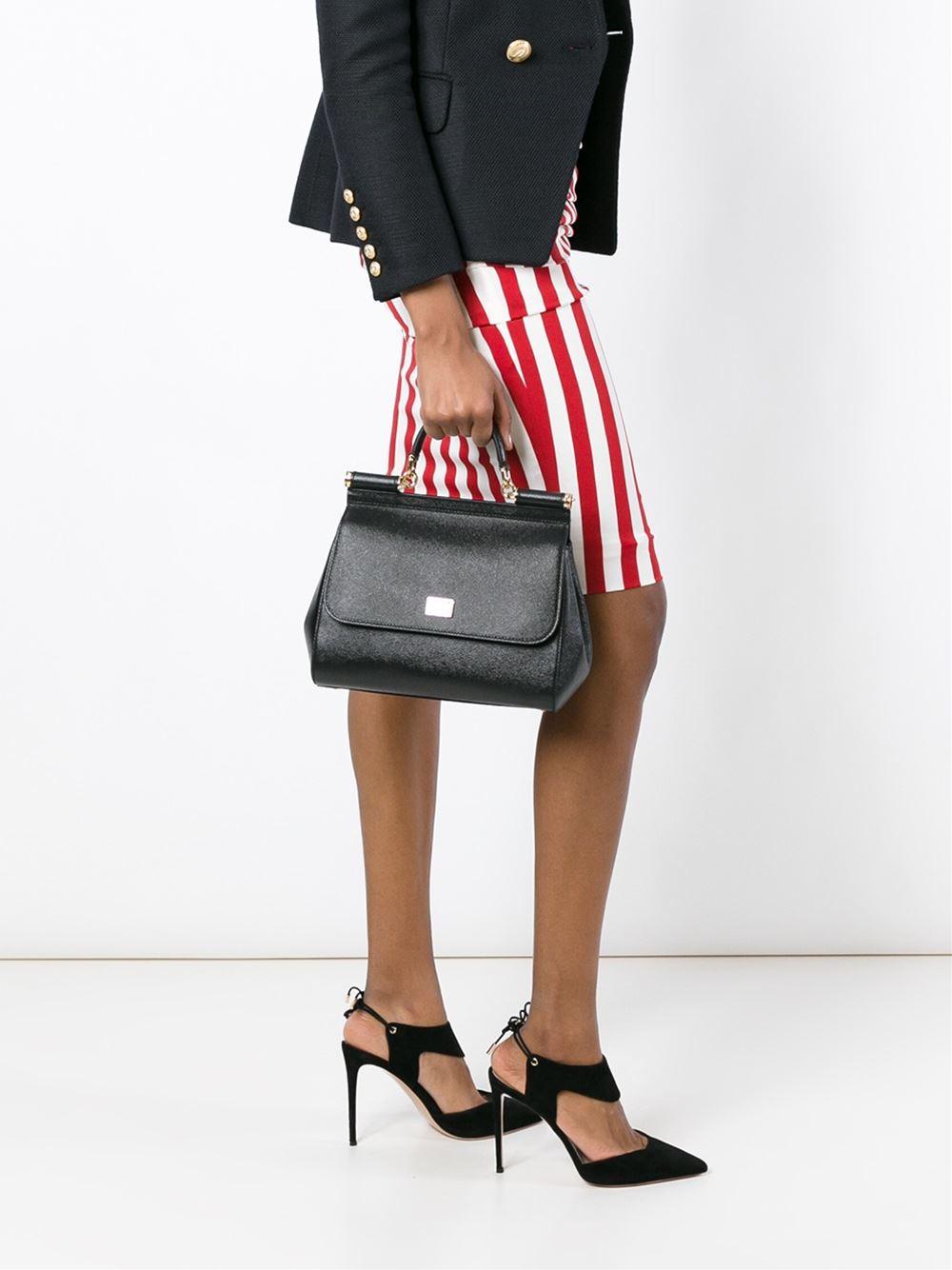 Dolce & Gabbana Sicily medium handbag vpEa6