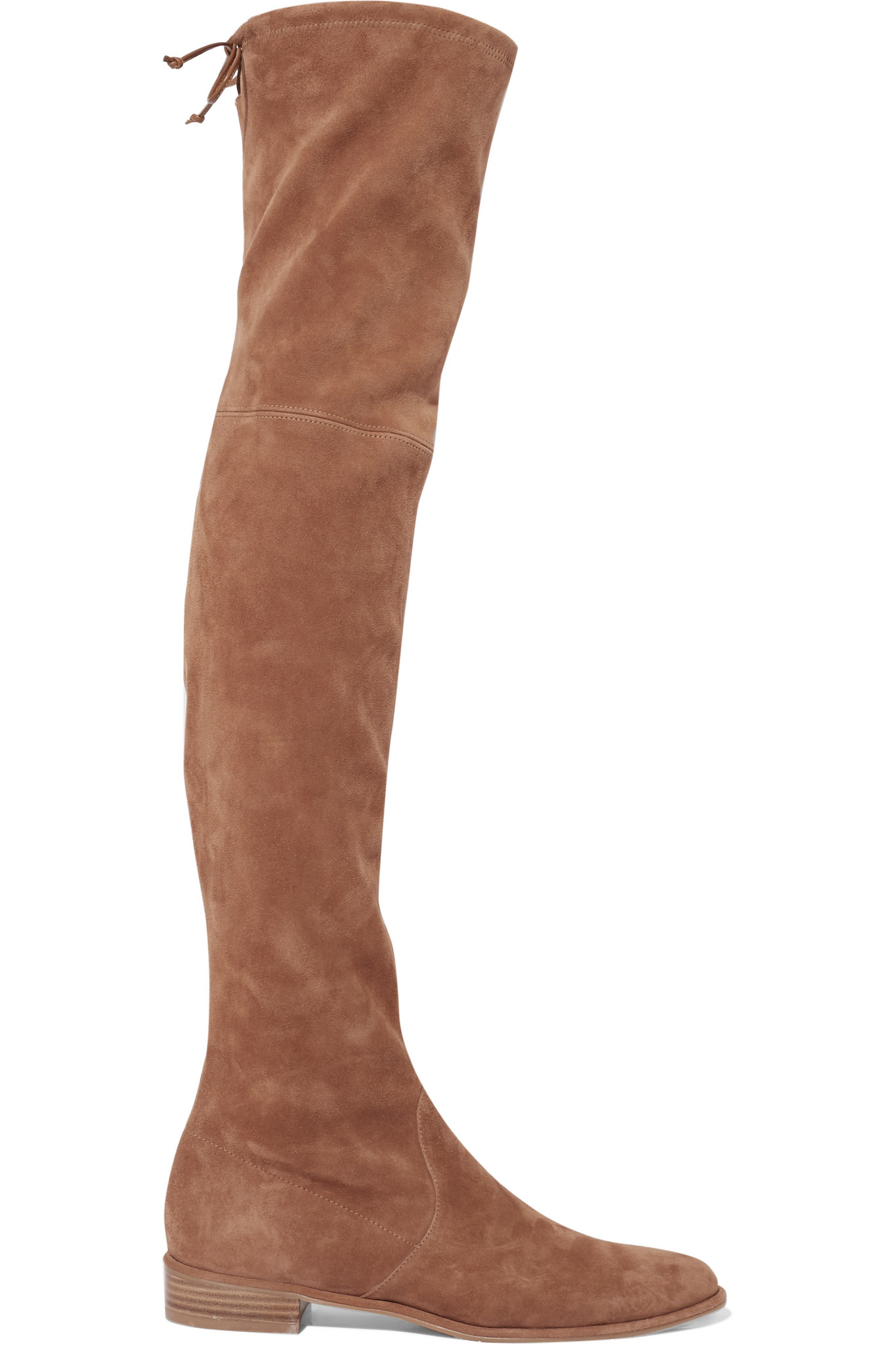 stuart weitzman lowland stretch suede the knee boots