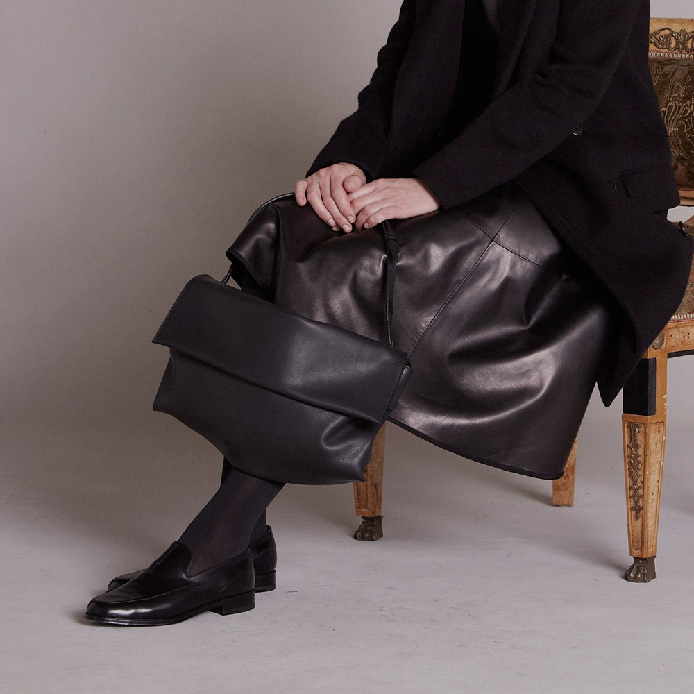 Image result for Leather Flap Bags