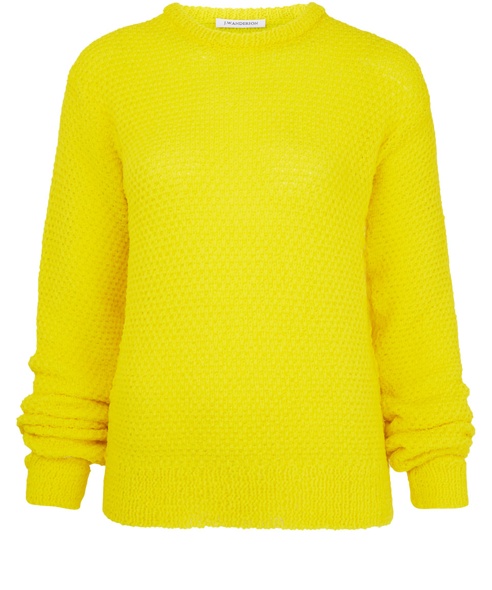 Heavy weight knit fabric High neck Ribbed trims Long sleeve Our model wears a UK 8 and is cm/5'9'' tall.