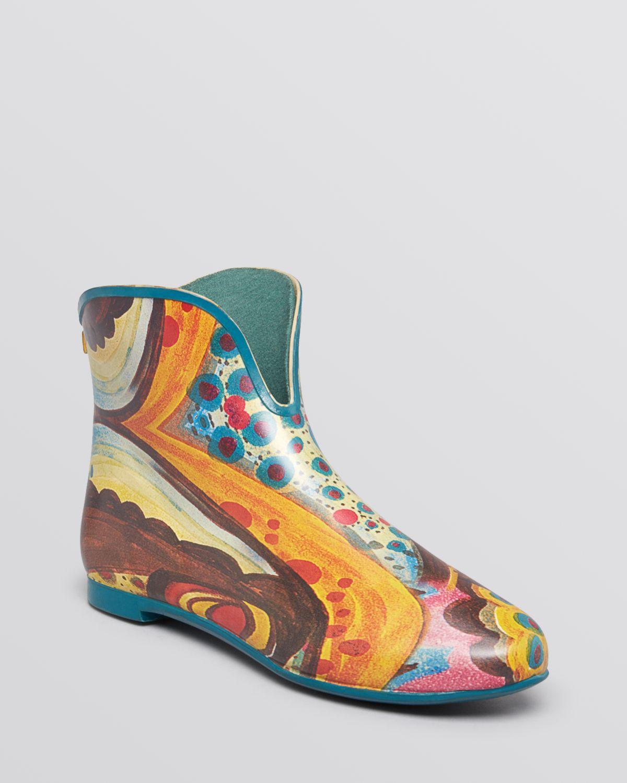 Lyst Jeffrey Campbell Rain Boots Vee