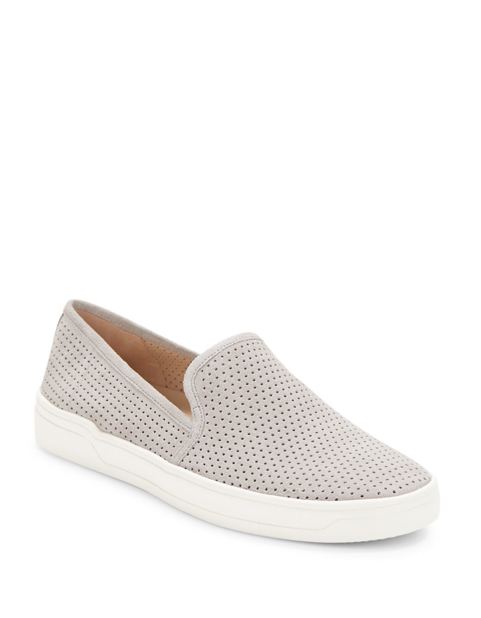 Arider White Slip On Men S Shoes White