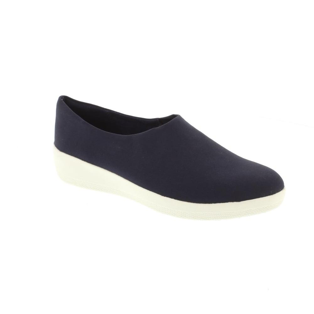 Alaia Shoes Navy Blue