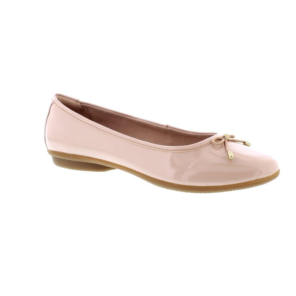 Clarks GRACELIN BLU - Ballet pumps - dusty pink P4i1aE