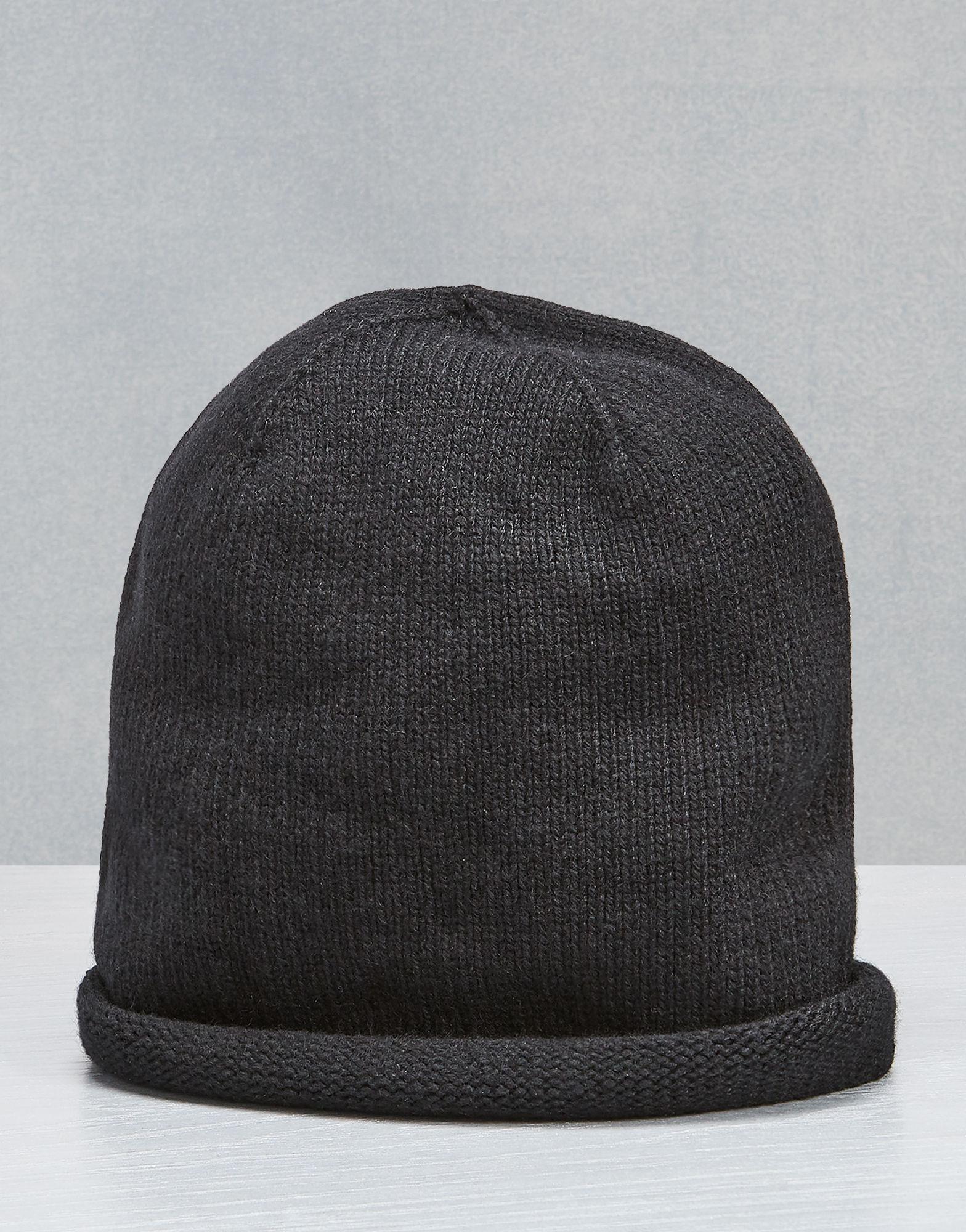 Lyst - Belstaff Emery Hat in Black ac8bd3a0a8b