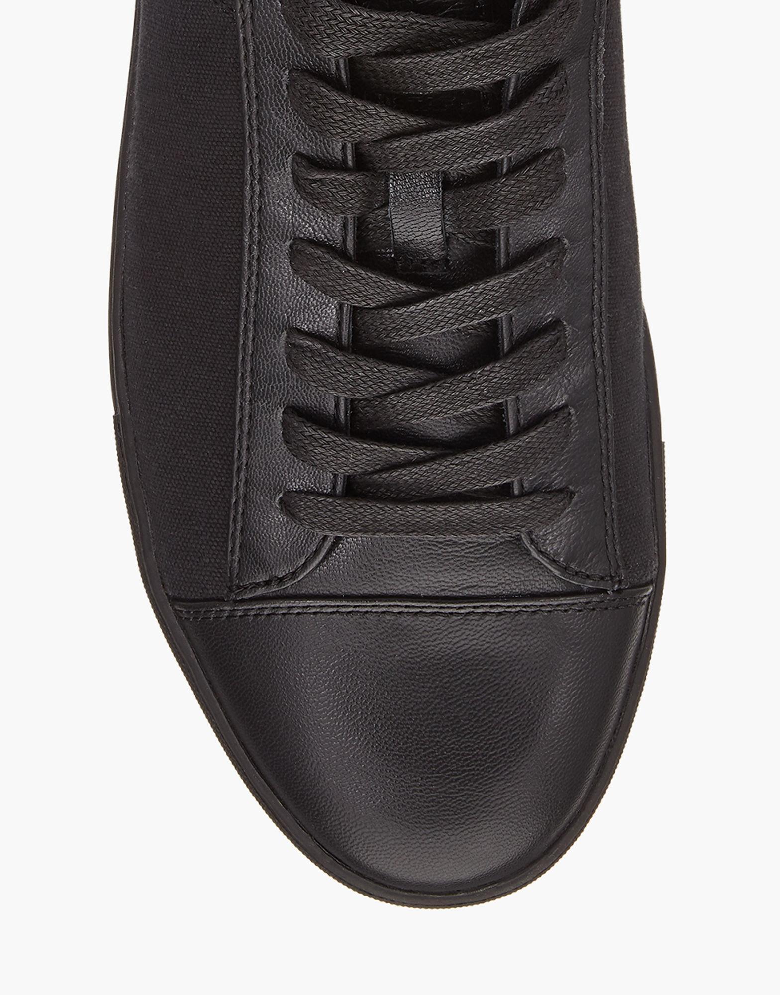 5a55bedb4ca Belstaff Wanstead Sneakers in Black for Men - Lyst