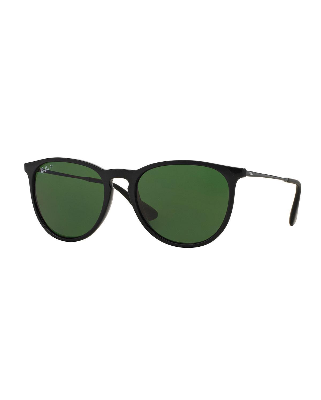 cbd6bc0713 Lyst - Ray-Ban Men s Classic Round Metal Sunglasses in Black