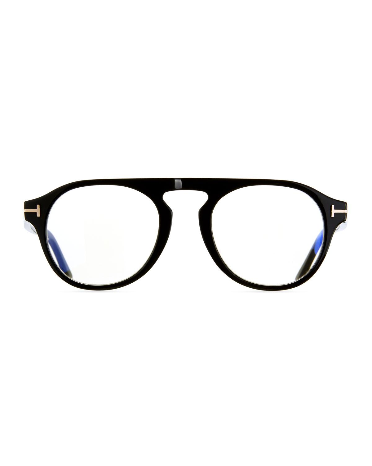 9225d7f967 Gallery. Previously sold at  Bergdorf Goodman · Men s Mirrored Sunglasses  Men s Round ...