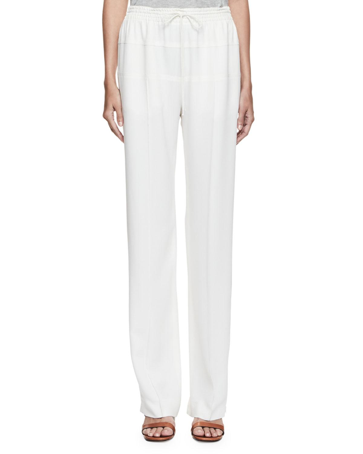 Ebay Sale Online Relaxed trousers Chloé Real Cheap Online TKelT
