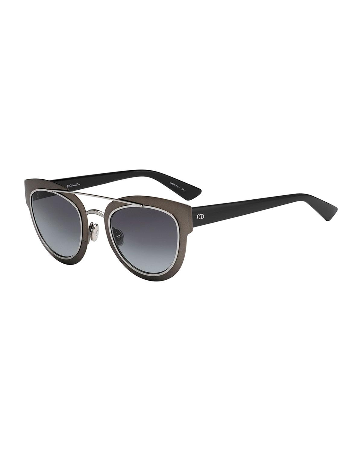 925b5feedd1 Lyst - Dior Chromic Sunglasses in Black