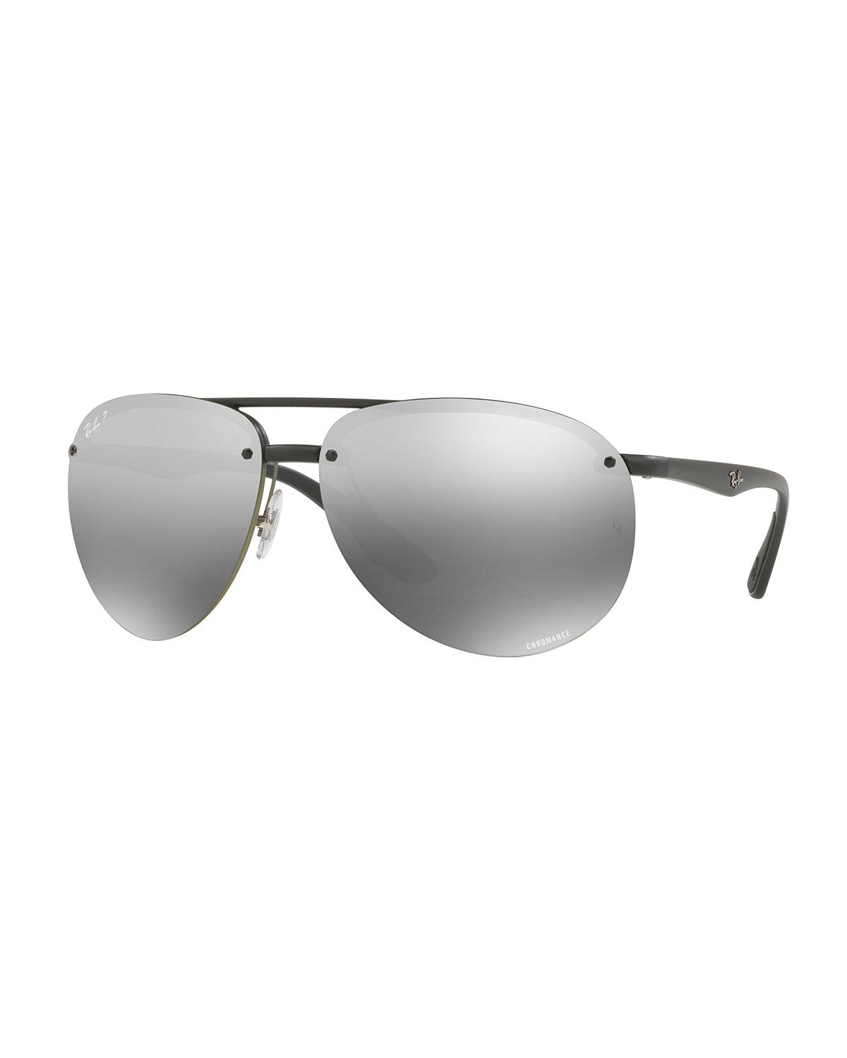 a496099639 Gallery. Previously sold at  Bergdorf Goodman · Men s Mirrored Sunglasses  ...