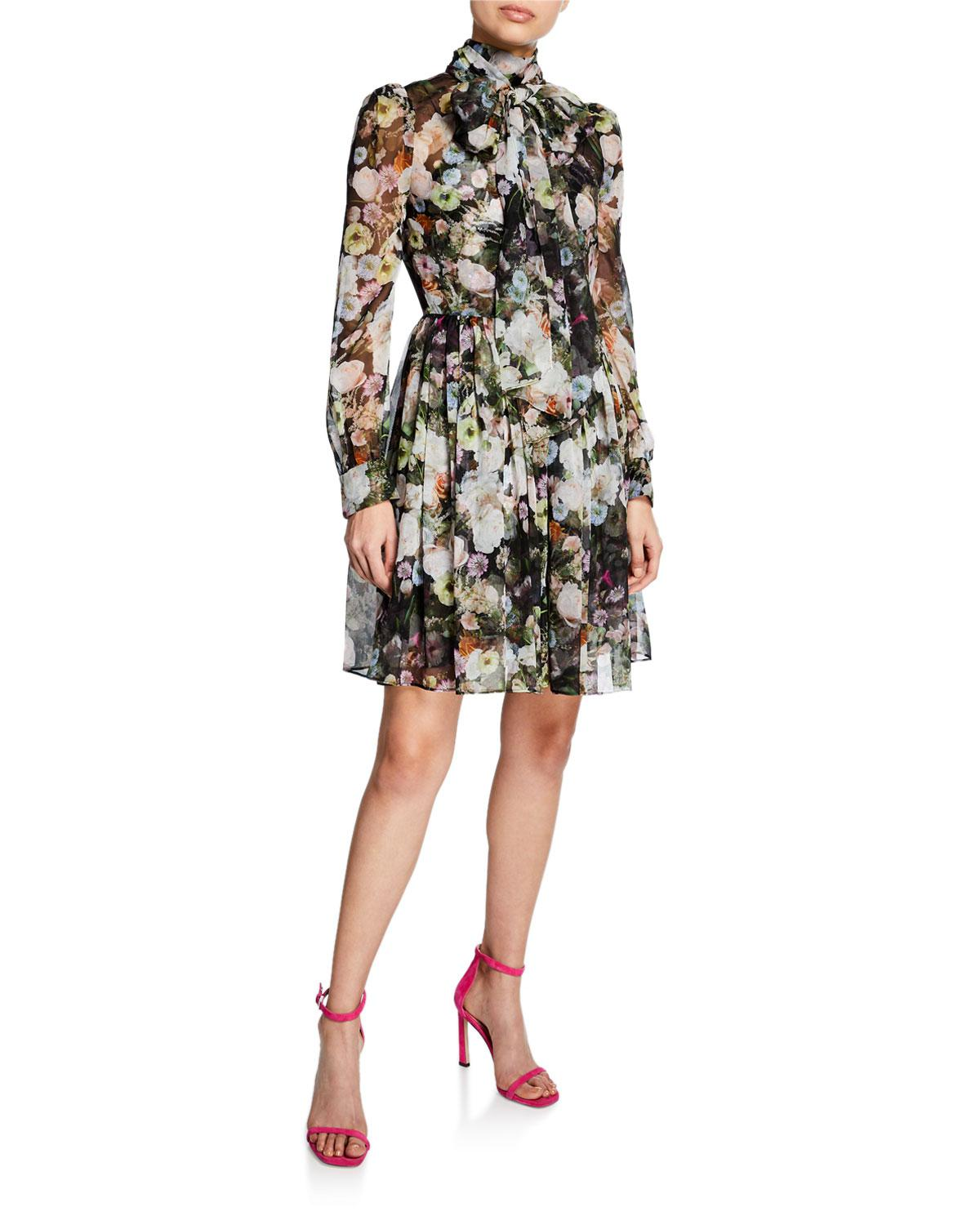 1acbb0b18fc2 adam-lippes-BLACK-PATTERN-Mock-neck-Floral-Print-Chiffon-Mini-Dress.jpeg
