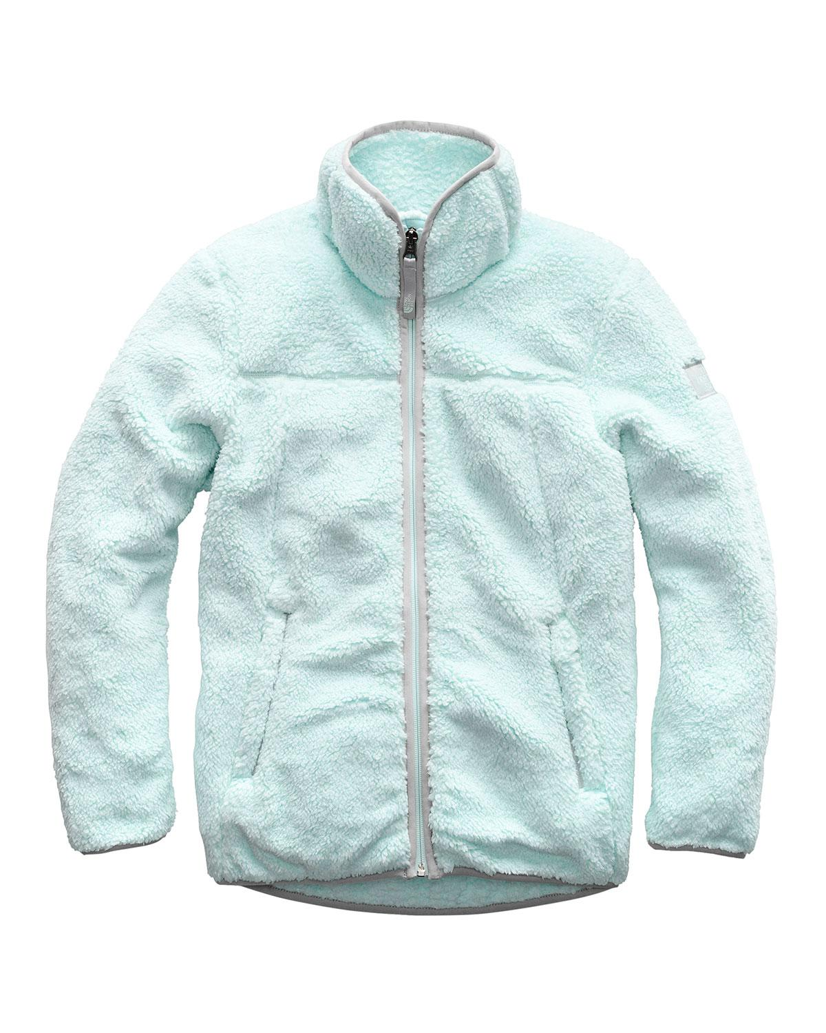 85ab66e7463a Lyst - The North Face Campshire Sherpa Fleece Jacket in Blue