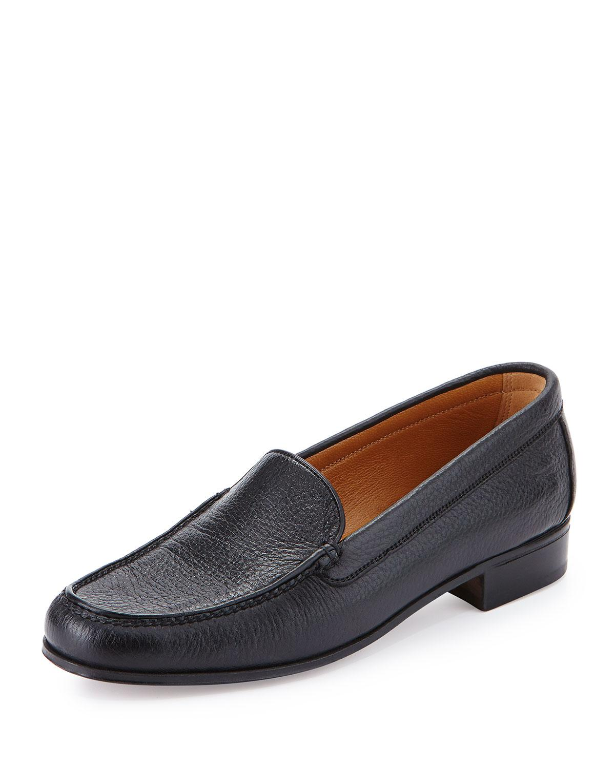 Gravati Embossed Leather Loafers footlocker finishline for sale IHSEH