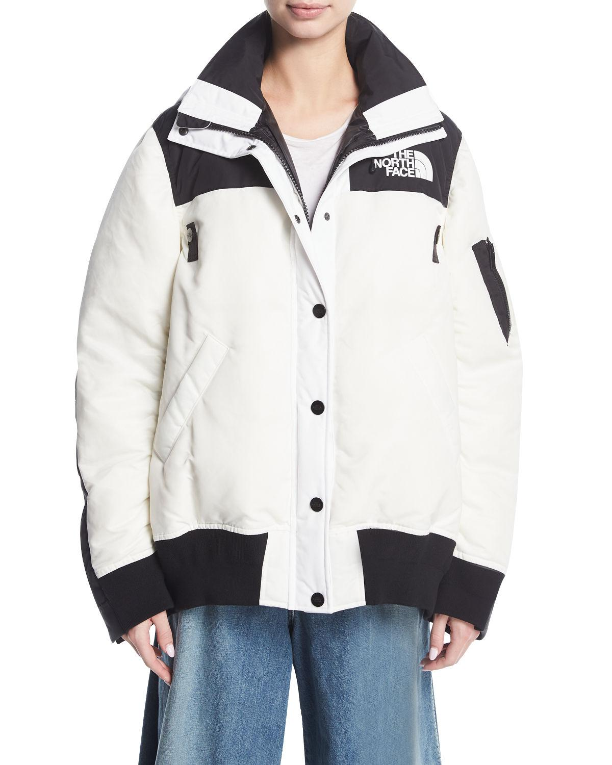 1aba6a057af5e Lyst - Sacai The North Face    174 Puffer Bomber Coat