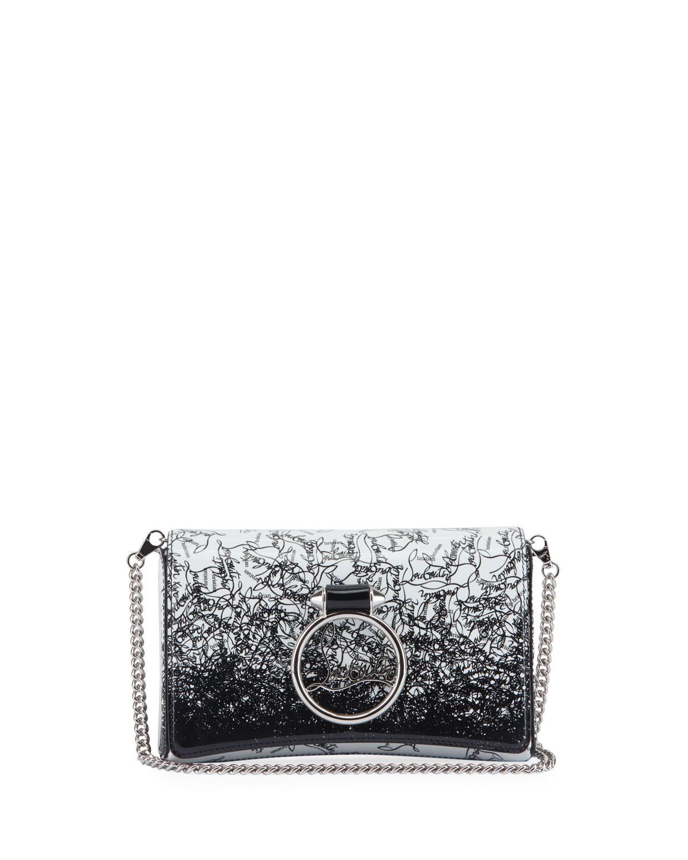b23a38ff4ddd Christian Louboutin. Women s Rubylou Patent Clutch Bag