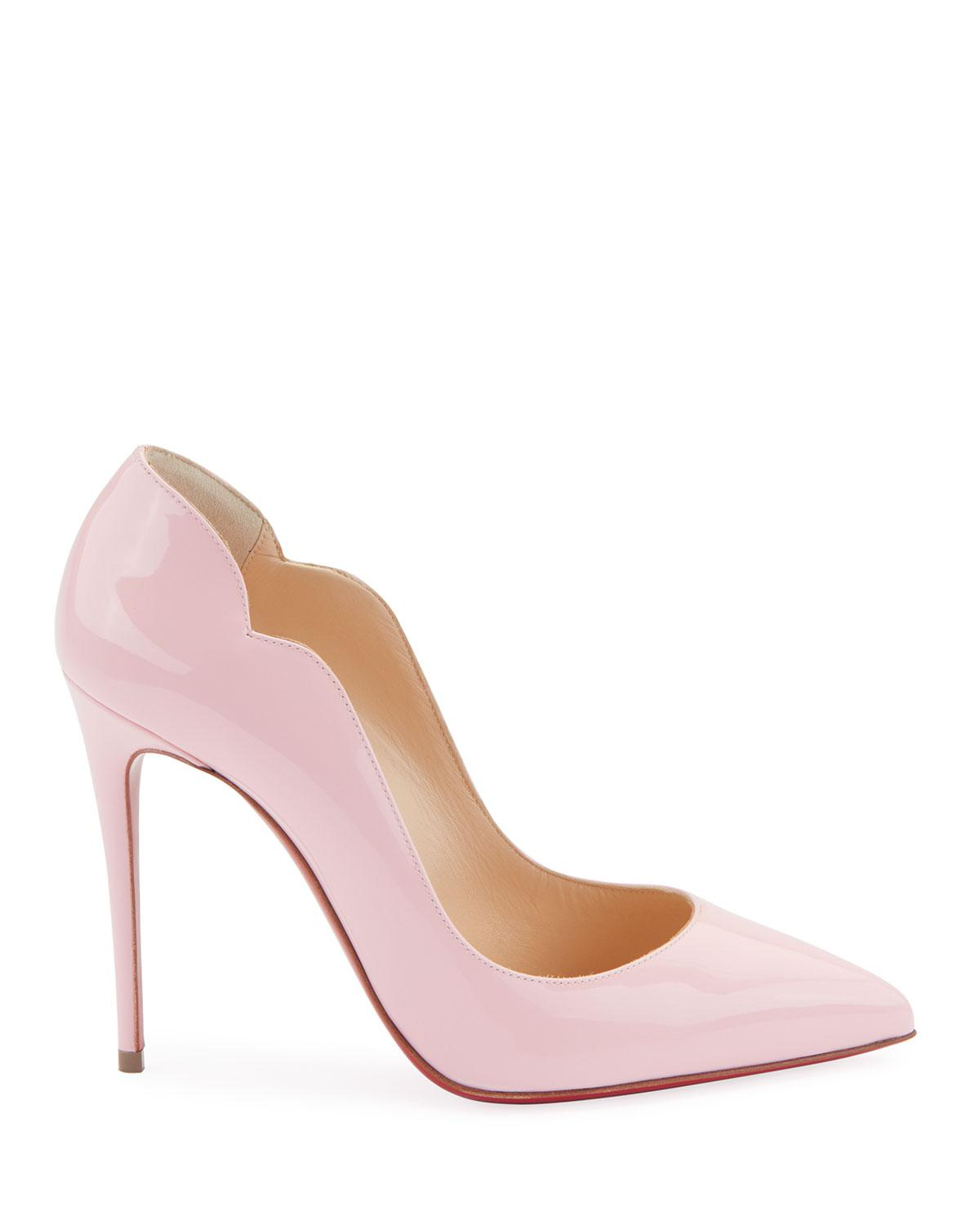9e95e9b02f2d Lyst - Christian Louboutin Hot Chick in Pink