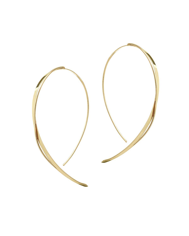 Lana Jewelry Fifteen 14k Double-Hoop Earrings xHoHjPrh
