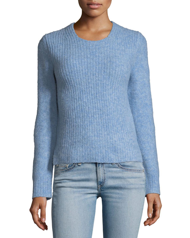 Blue Francie Sweater Rag & Bone Cheap Sale Visit Xvbwi