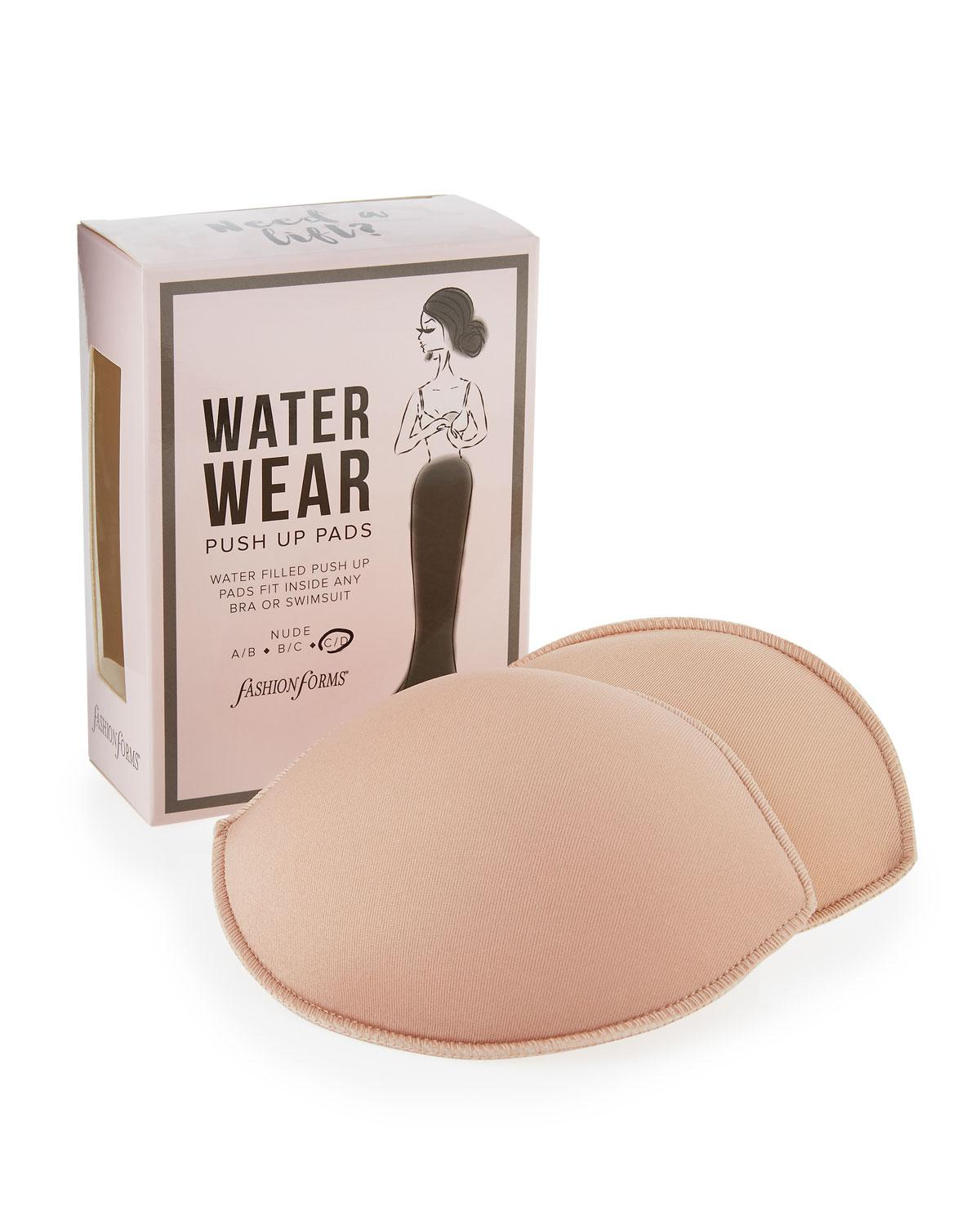 b9c89c84808 Lyst - Fashion Forms Water-filled Push-up Pads in Natural
