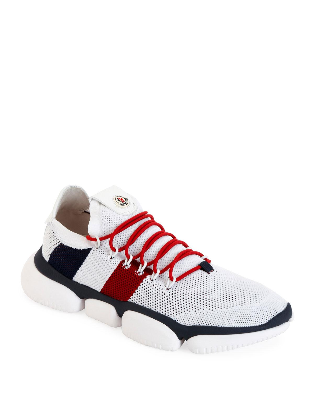 5b2c8b9aa Lyst - Moncler Men s Balthazar Stretch-sock Running Sneakers in ...
