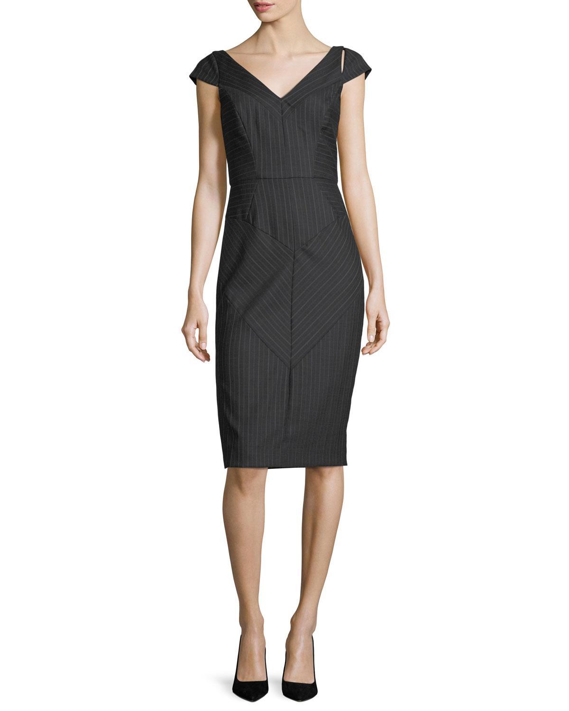 DRESSES - 3/4 length dresses Milly HpDYZ