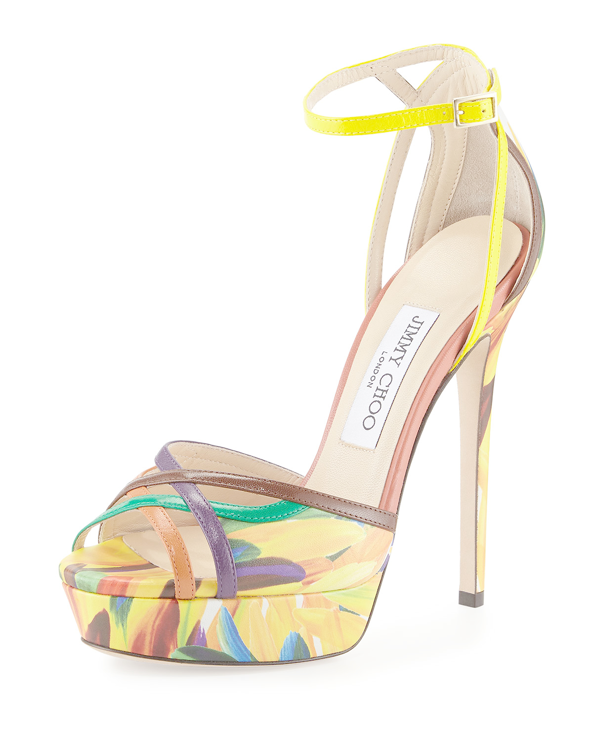 b044a992cd05 Gallery. Previously sold at  Bergdorf Goodman · Women s Jimmy Choo ...