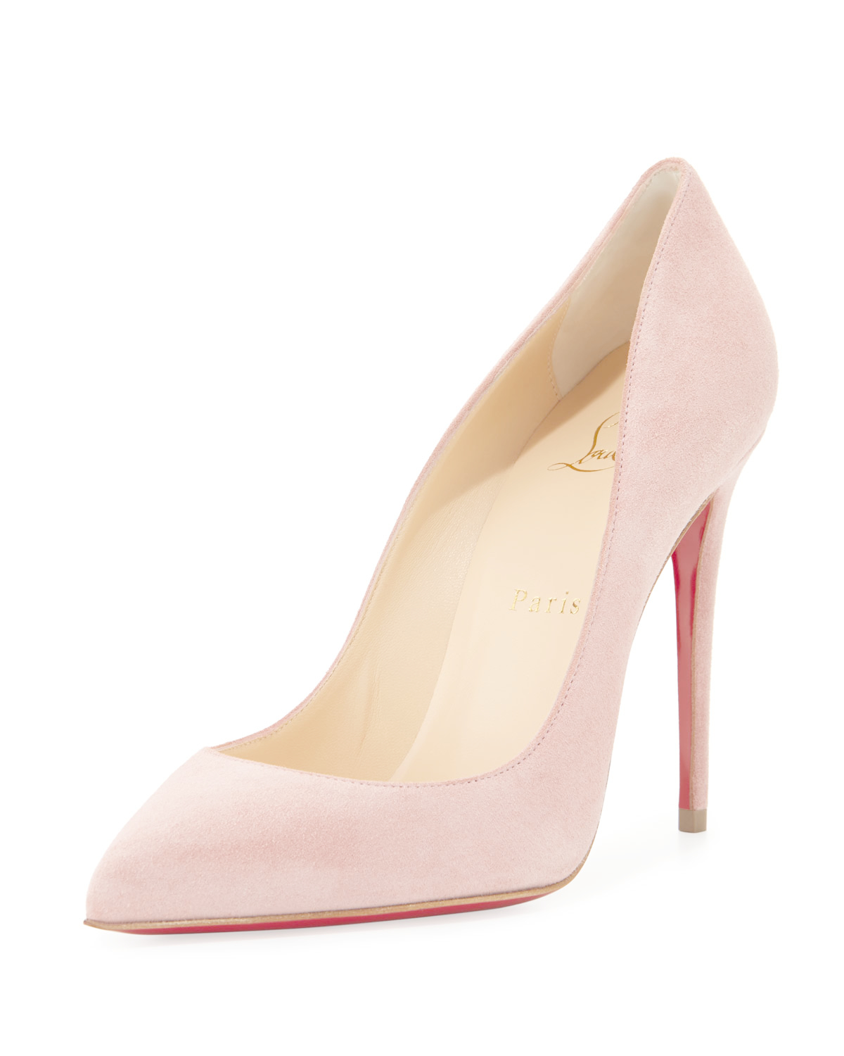 2359251a4f6 Gallery. Previously sold at  Bergdorf Goodman · Women s Christian Louboutin  Pigalle ...