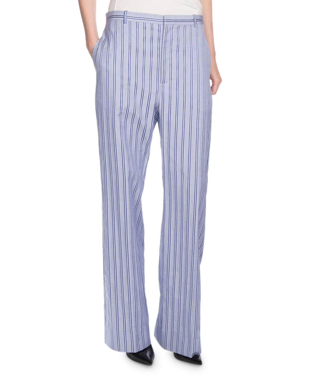 Vintage Wide Leg Pants s to s History. Wide leg pants are back in fashion for fall. The new need for women was pants to work in. Sturdy cotton twill and denim pants and overalls were modified from men's work clothes to make factory workers out of women.