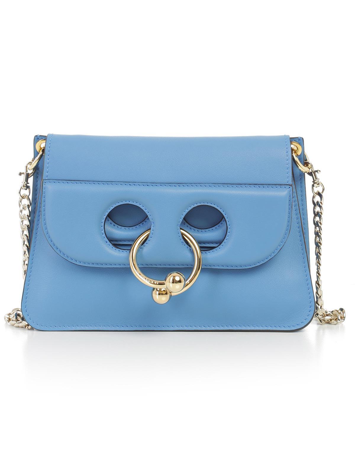 mini Pierce bag - Blue J.W.Anderson Free Shipping Brand New Unisex 3ZgLxbde