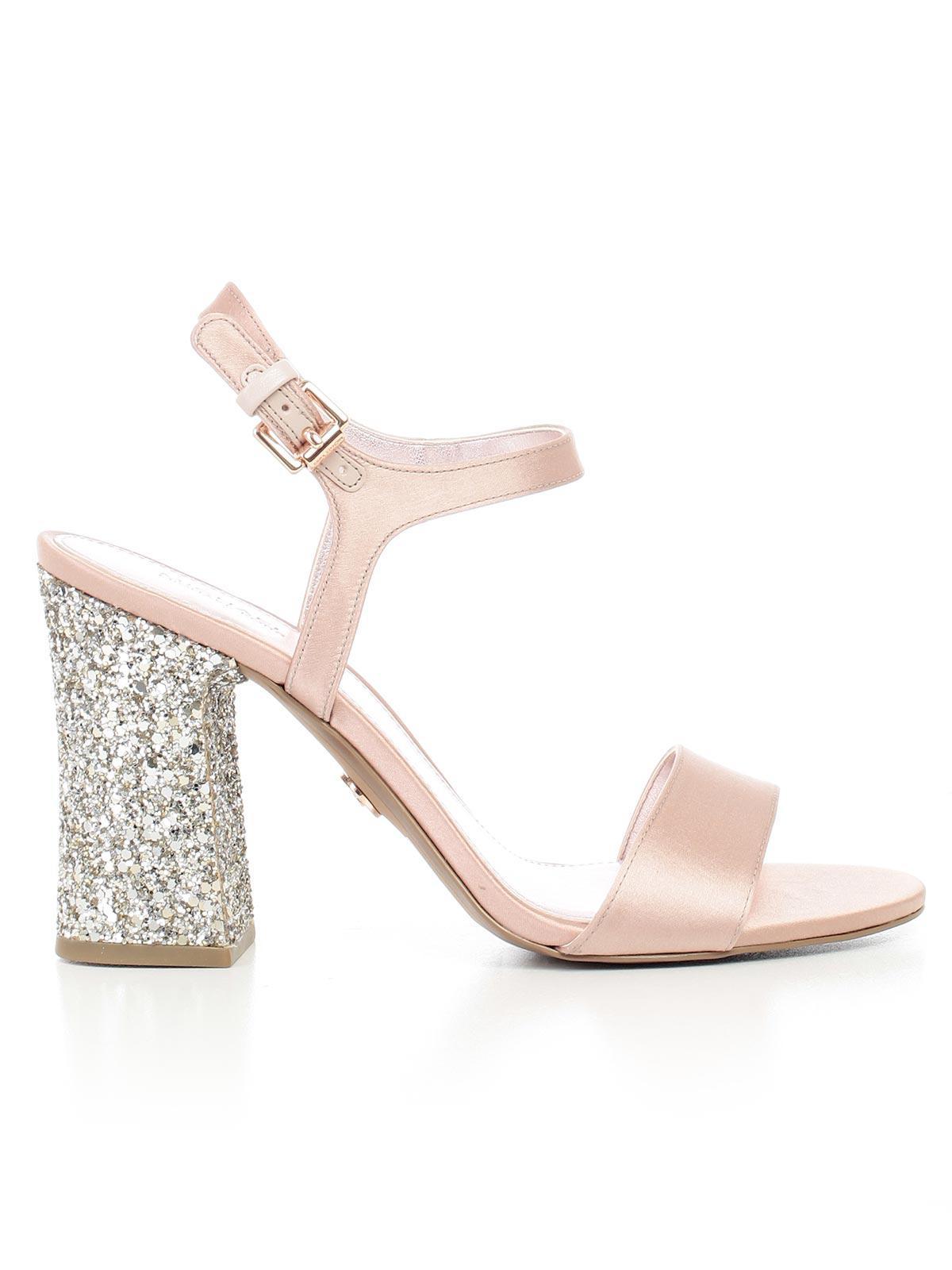 MICHAEL Michael Kors TORI - High heeled sandals - soft pink yPOXzDA