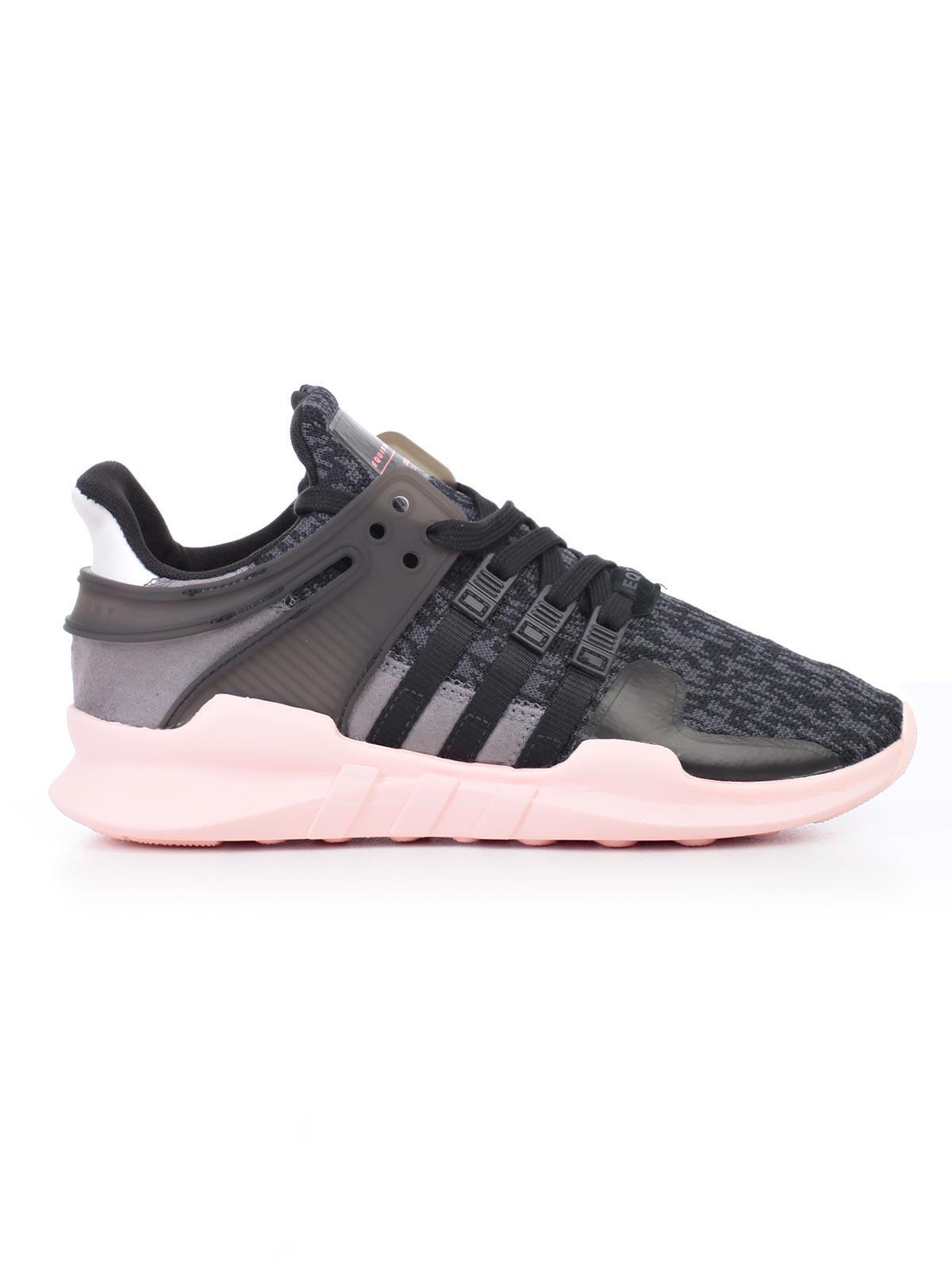 lyst adidas originali scarpa attrezzature sostegno in grigio.