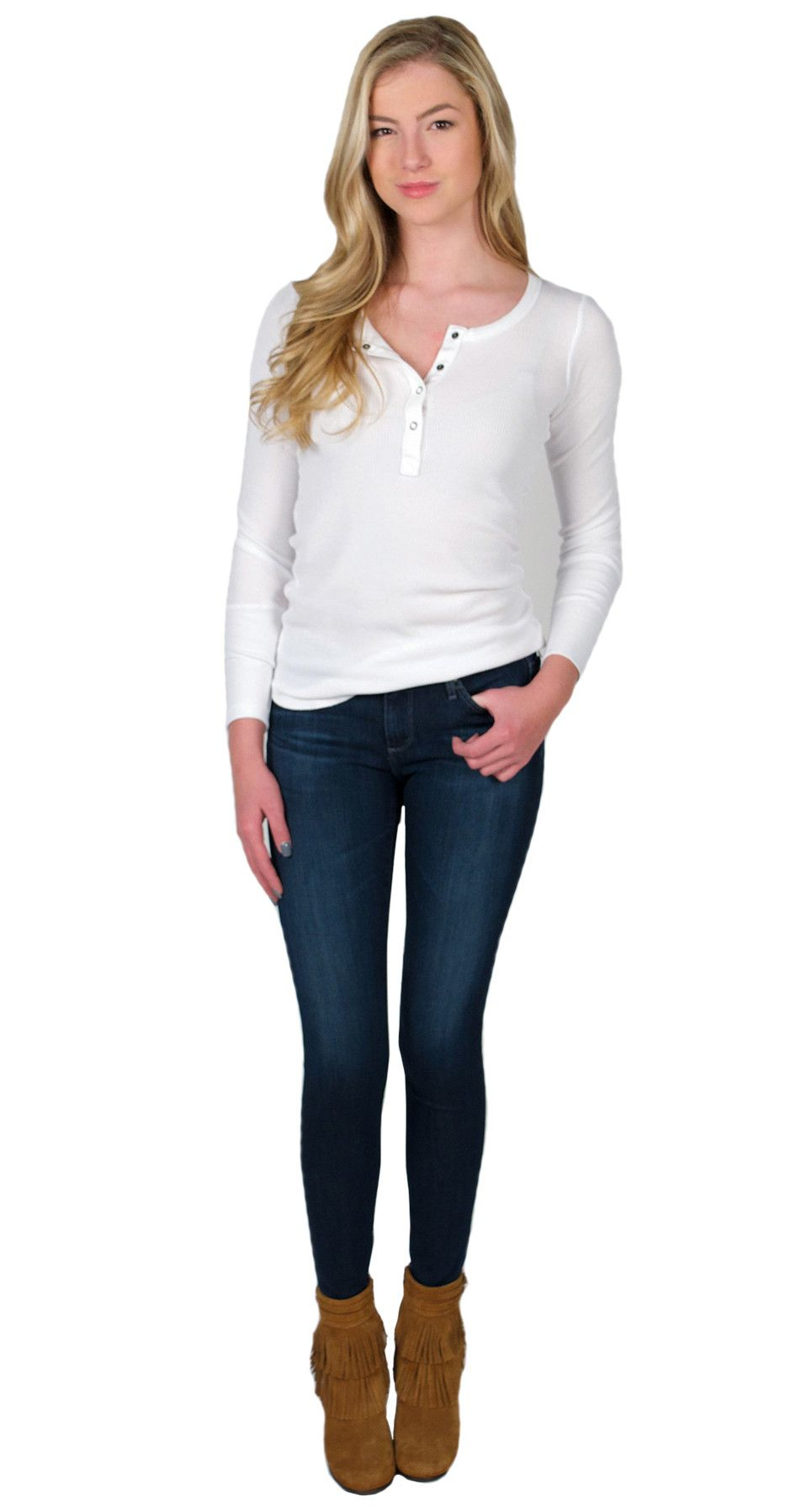 Find great deals on eBay for white long sleeve henley. Shop with confidence.