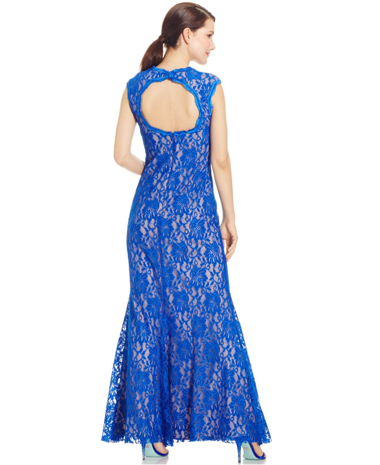 Xscape Blue Dresses