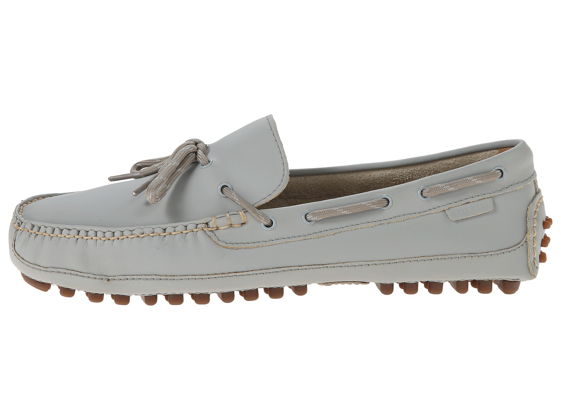 e3a6e69e3b7 Lyst - Cole Haan Grant Canoe Camp Moc in Gray for Men
