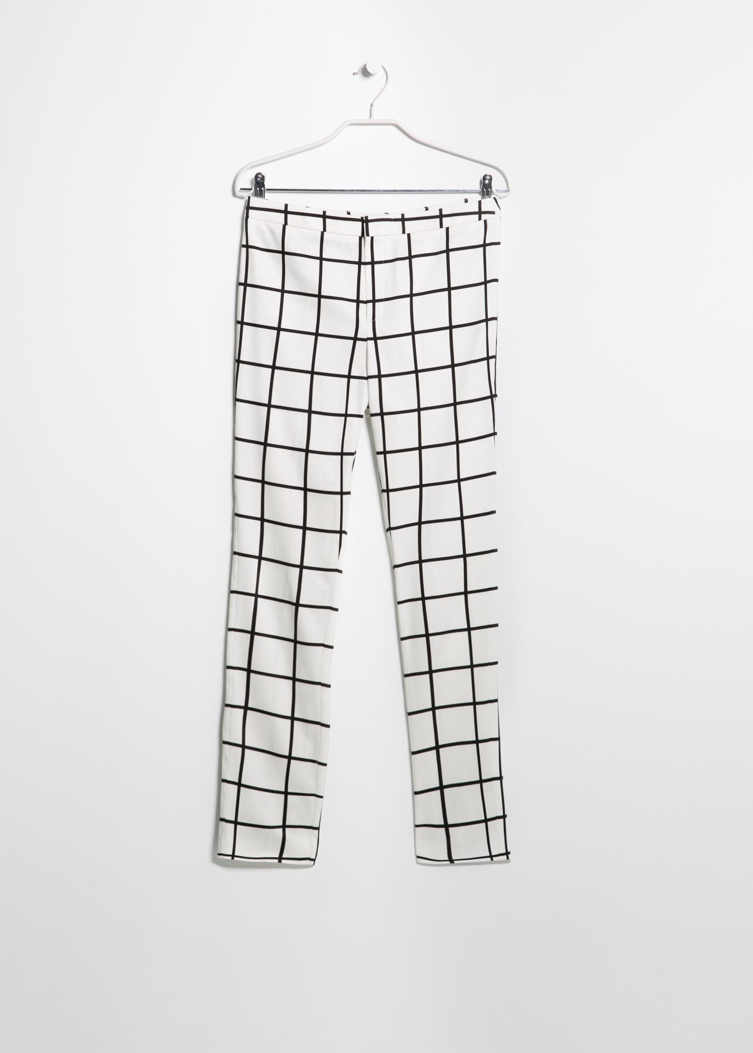 6b9a0f75 Latest Summer trends for women's trousers at ZARA online. Find leggings,  joggers, shorts, culottes, slacks, capris, leather, flared and palazzo pants .