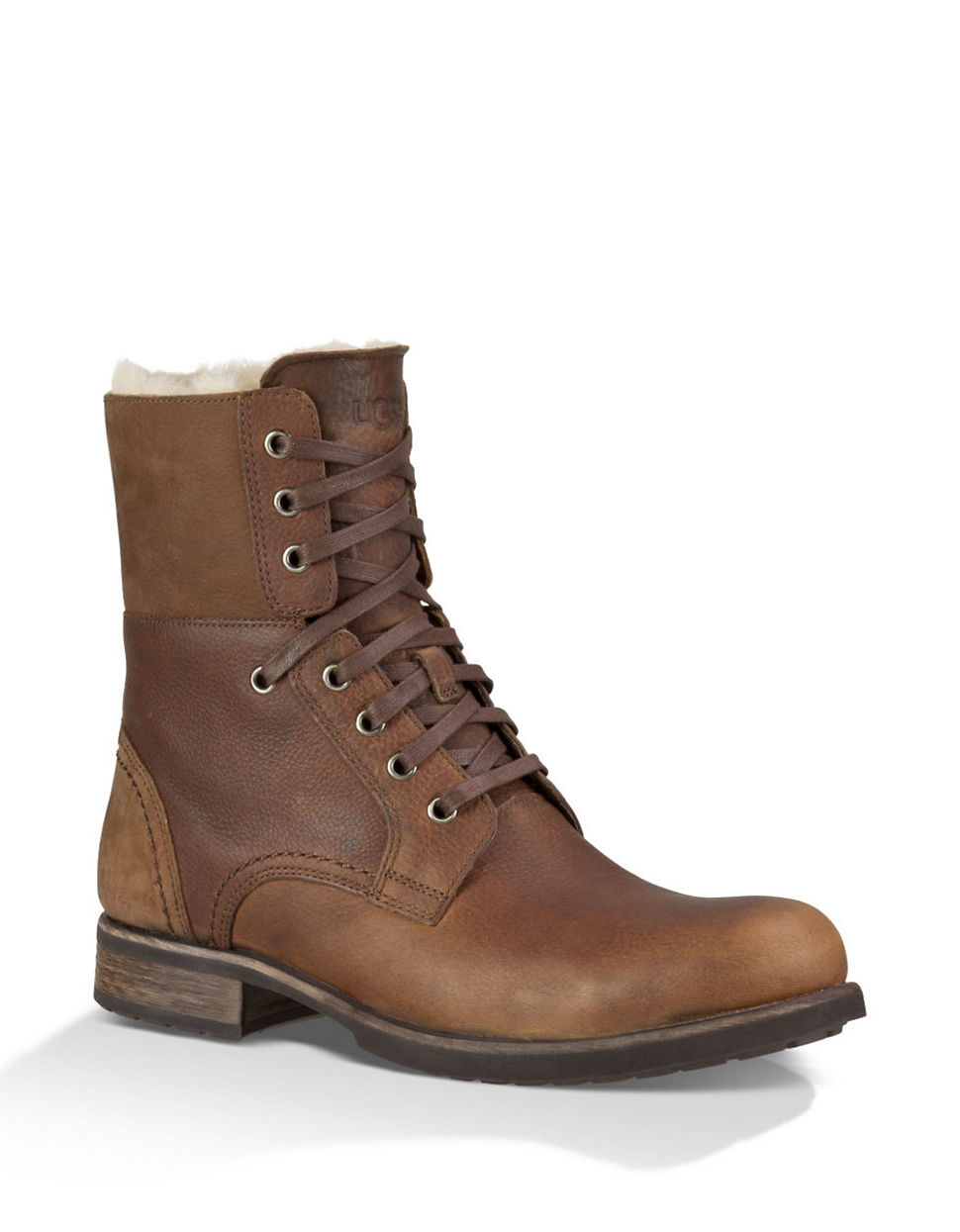 Find great deals on eBay for brown lace up boots. Shop with confidence.