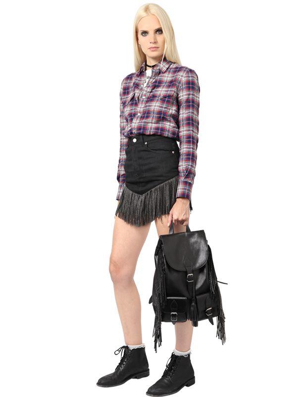 yves st laurent handbags discount - Saint laurent Festival Backpack in Black - Save 7% | Lyst