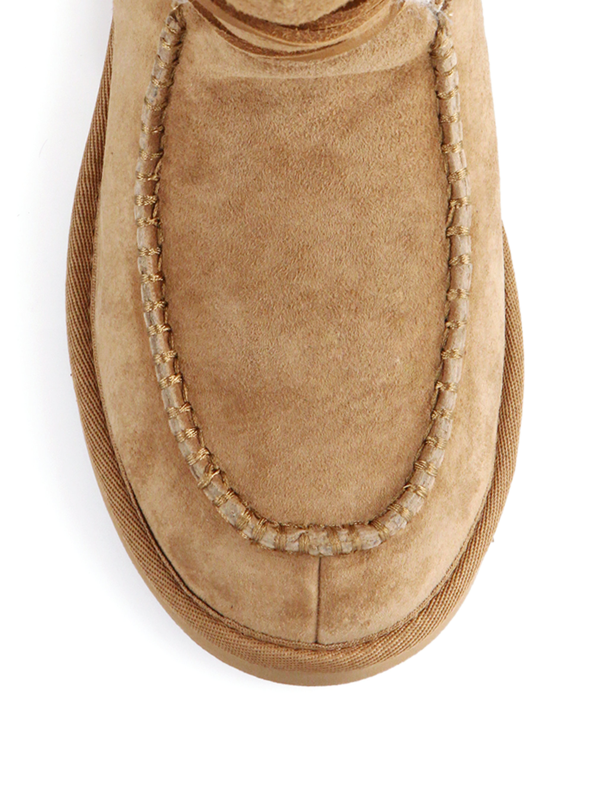 Lyst Ugg Appalachian Lace Up Shearling Lined Suede Boots
