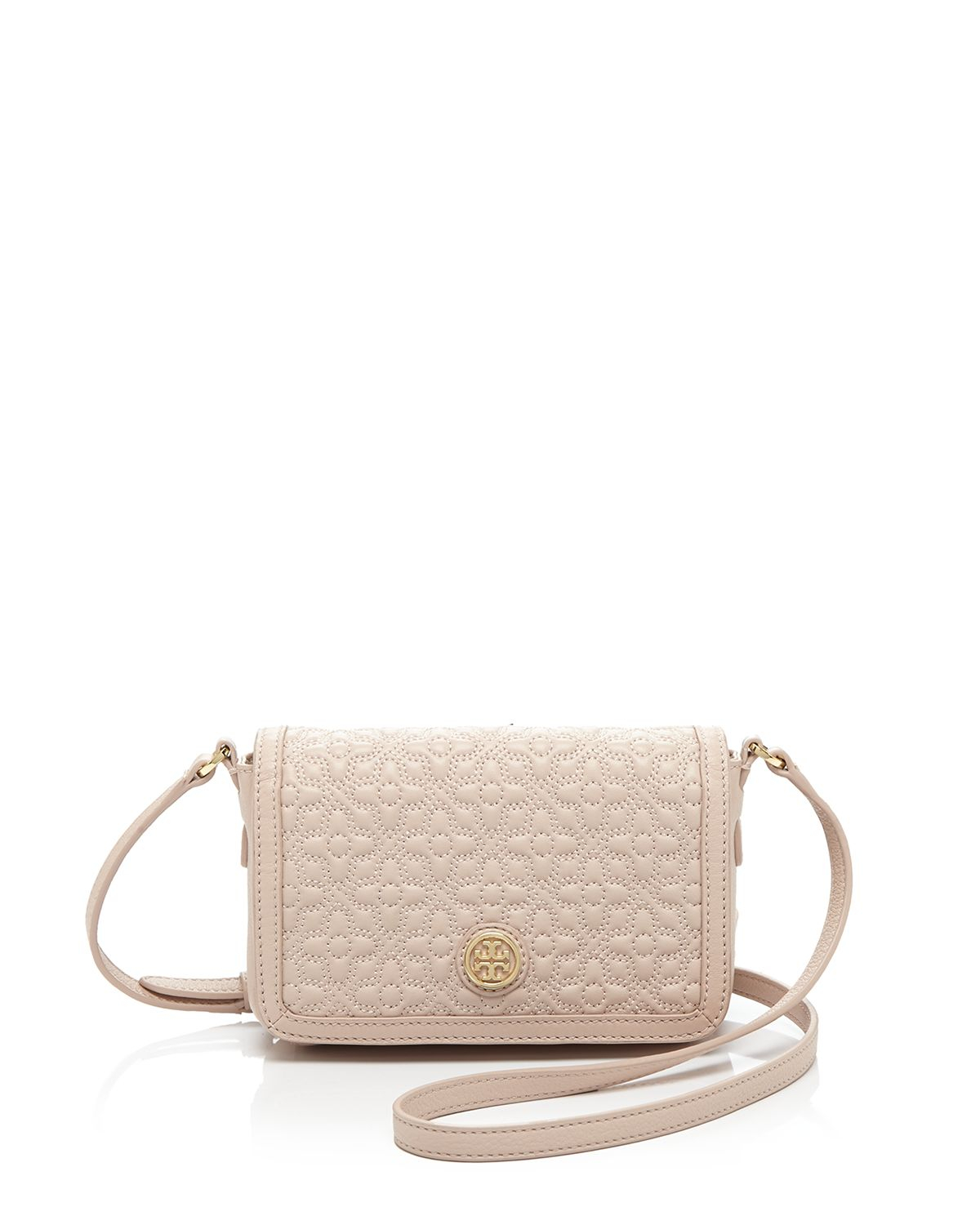 Tory Burch Mini Bag Bloomingdale S Exclusive Quilted In