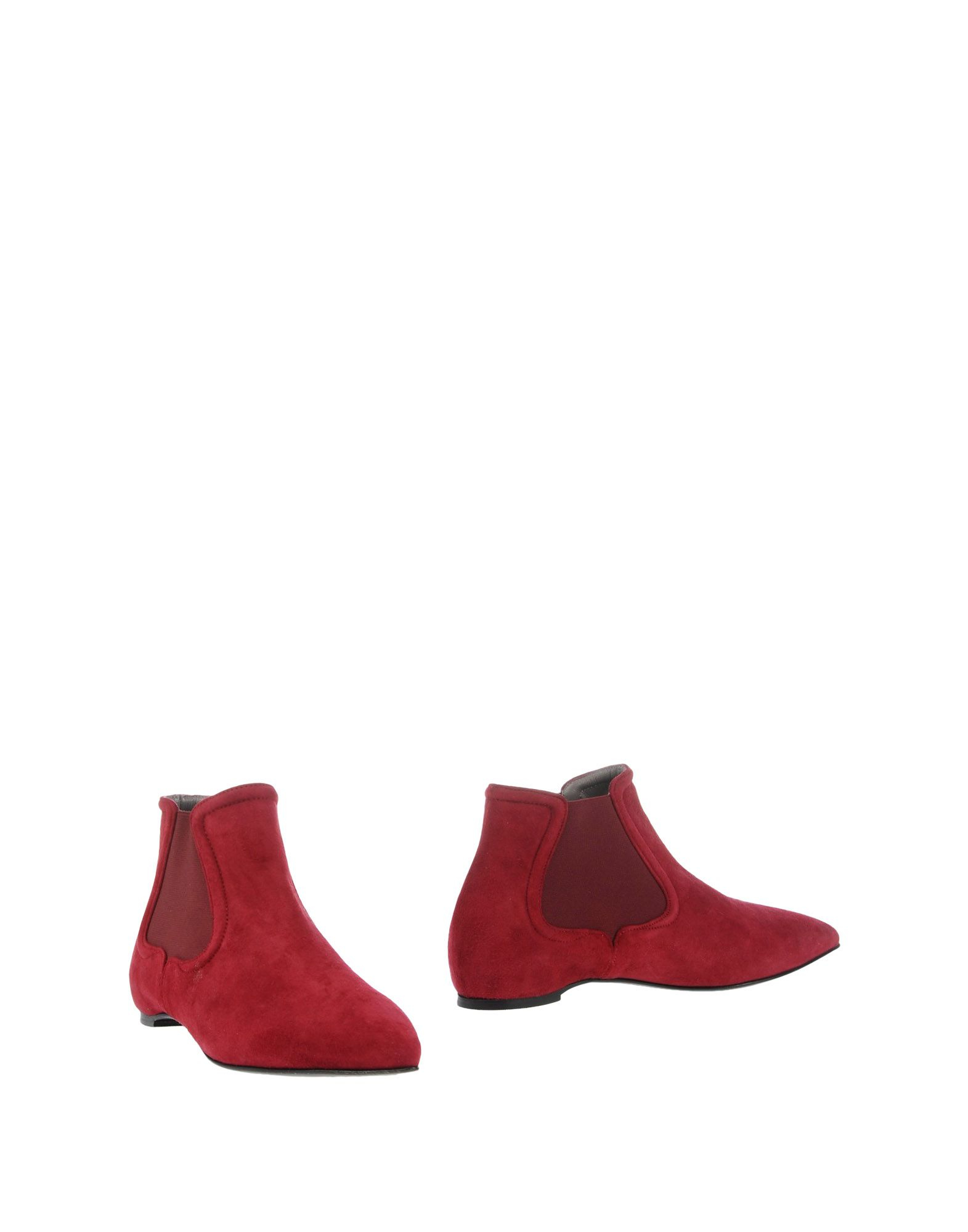 Altiebassi Ankle Boots In Red Lyst