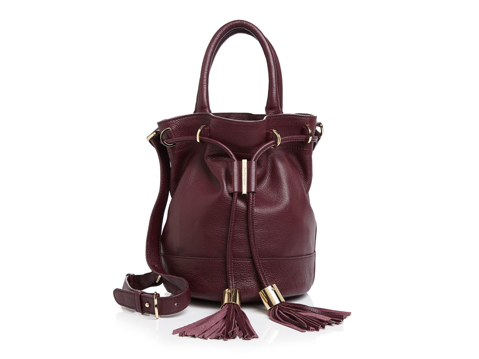 Gallery Previously Sold At Bloomingdale S Women See By Chloe Vicki Bucket Bag