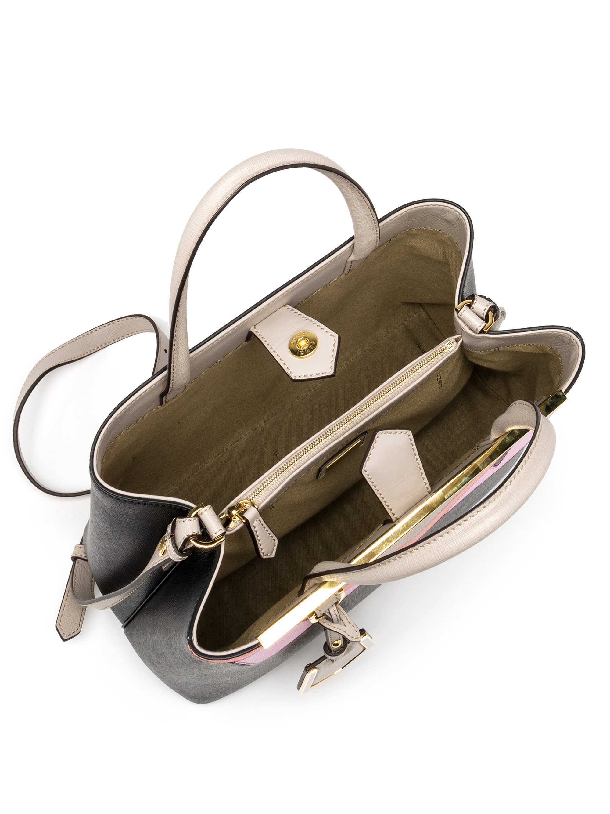 replica chloe handbags - fendi 2jours small monster face satchel, cheap fendi handbags