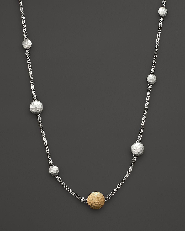 John Hardy Palu Silver & Gold Sautoir Necklace SnEmMhn6lK