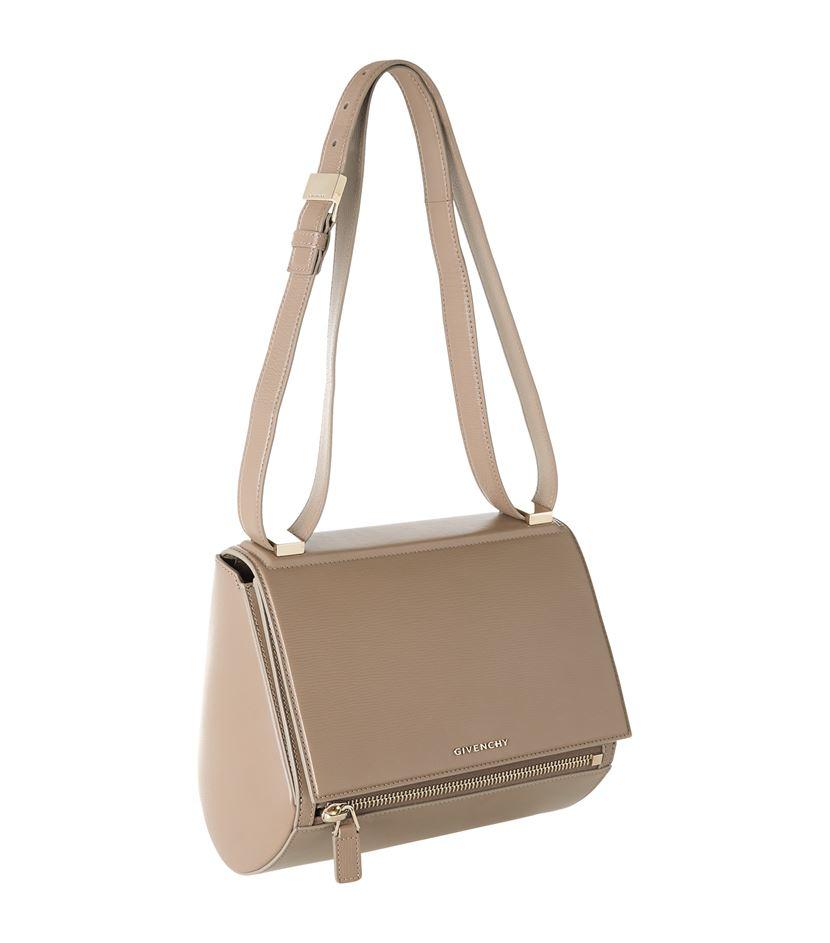 6359ac8ee65 Givenchy Medium Pandora Box Shoulder Bag in Natural - Lyst