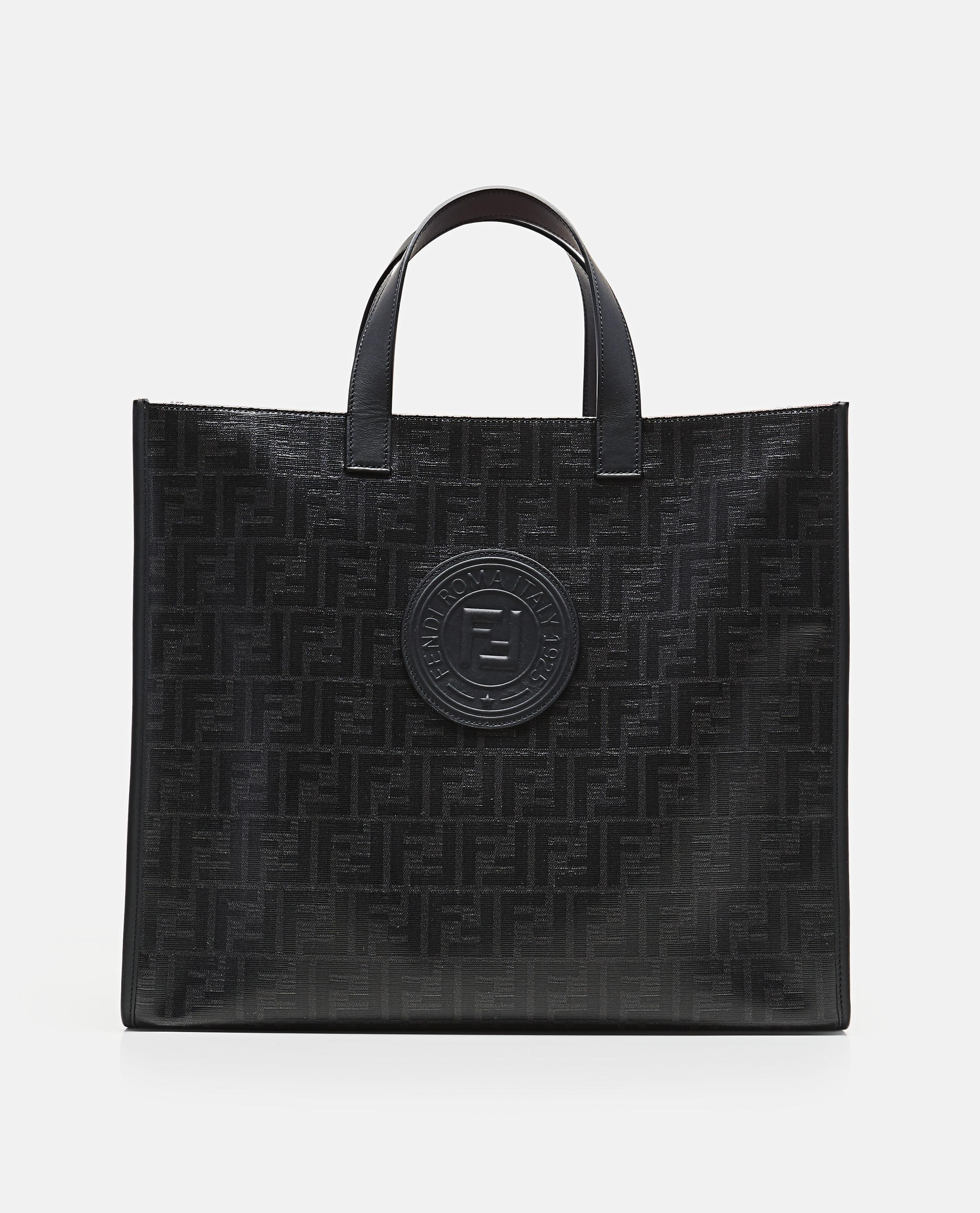 0f6df198fe7e Lyst - Fendi Fabric Bag in Black for Men