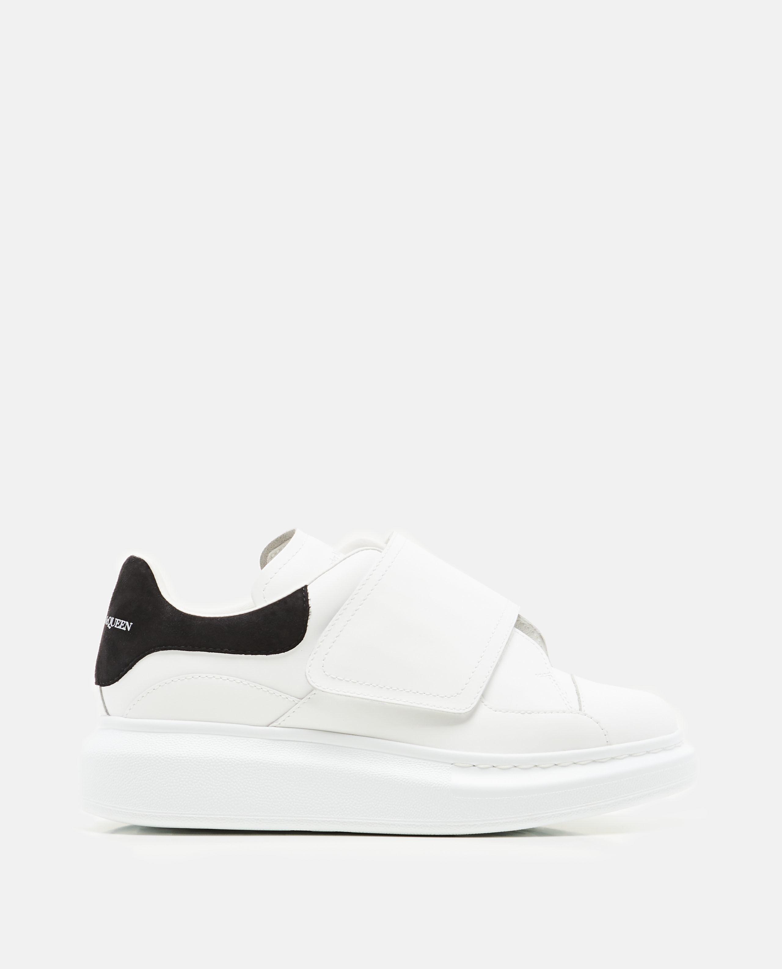 ce300402bc32 Alexander Mcqueen Oversize Sneaker in White - Lyst