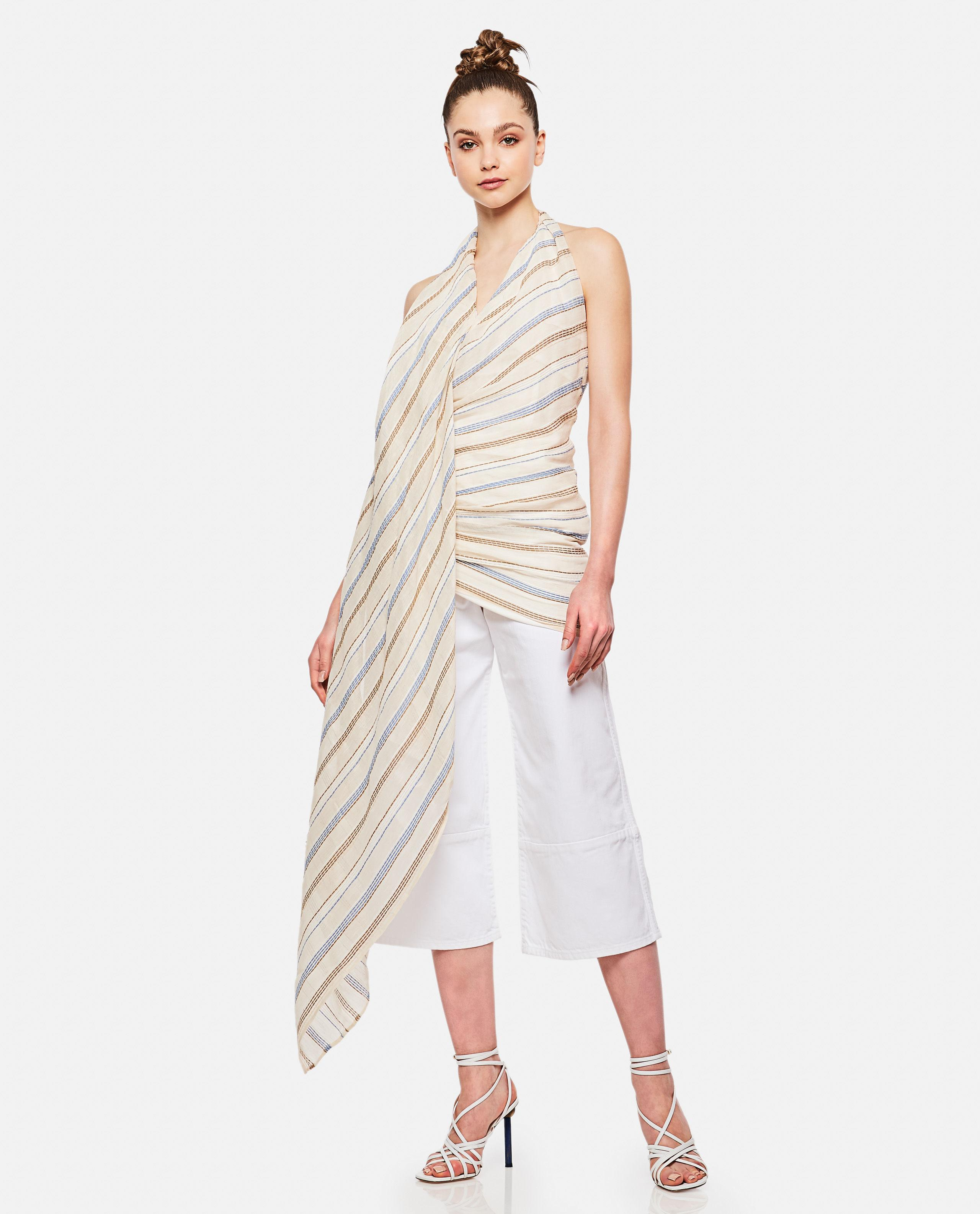 0d1b5841ec0 Lyst - Jacquemus Spezia Dress in Natural